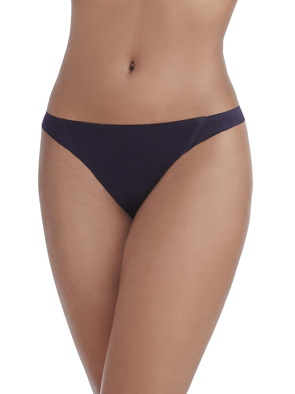 Vanity Fair Womens Nearly Invisible Thong Panty 18241 Thong Panties