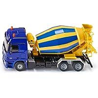 Siku 3539 - Camión hormigonera en miniatura (metal