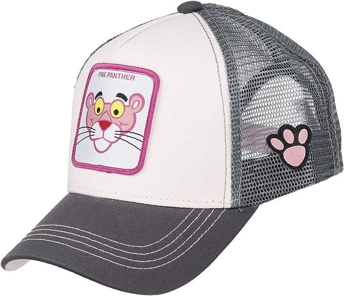 Capslab Pink Panther Trucker Cap Pink Panther