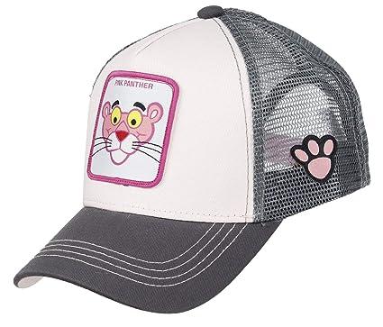 Capslab Gorra Pink Panther Rosa//Gris