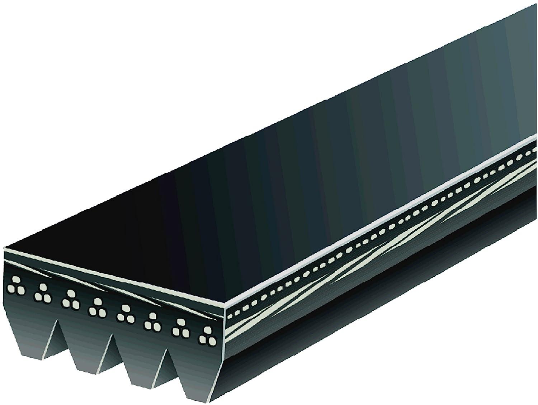 ACDelco 4K353 Professional V-Ribbed Serpentine Belt