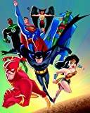 Justice League Unlimited: Heroes (Justice League Unlimited (Unnumbered))