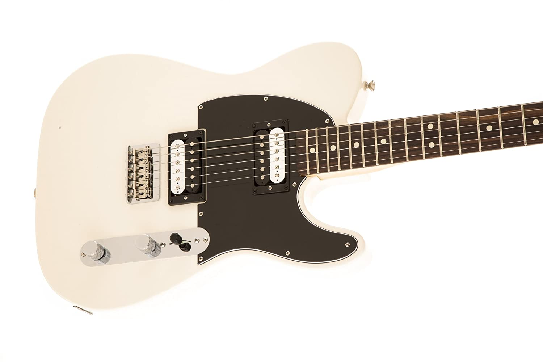 Fender Standard Telecaster HH RW OLW · Guitarra eléctrica: Amazon.es: Instrumentos musicales