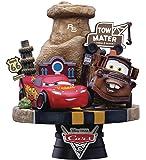 ディズニー ビーストキングダム Dセレクト PVCスタチュー #009 『カーズ3』/ Disney BEAST KINGDOM 2018 D-SELECT PVC STATUE #009 CARS 3 【並行輸入品】