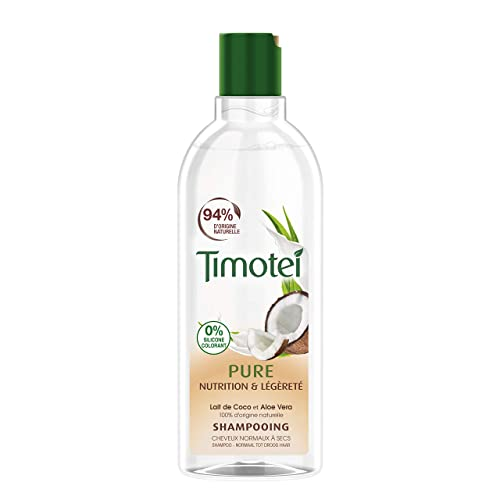 Timotei Pure Nutrition & Légèreté  : le meilleur pas cher