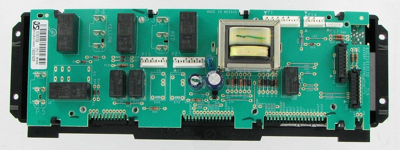 Whirlpool 74009163 / WP74009163 Range Oven Control Board and Clock (Renewed)