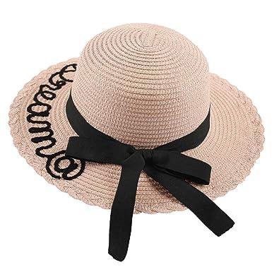 92936cdc51064 Hirolan Mode Chapeau Panama Réglable UV Protection D'été Capeline Pliable  Chapeau de Soleil Retro