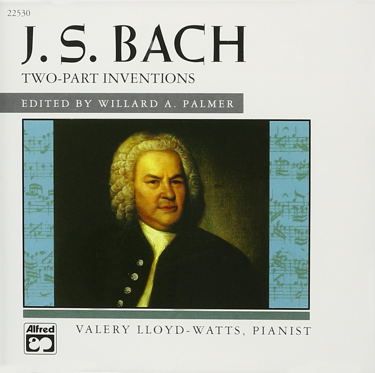 Download Bach -- Two-Part Inventions (Alfred Masterwork Edition) pdf epub
