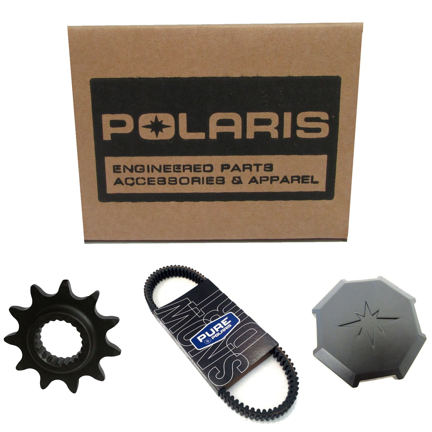 Polaris 5412048 SEAL-FLANGED,24X44X10 W/HELIX QTY 1 by Polaris