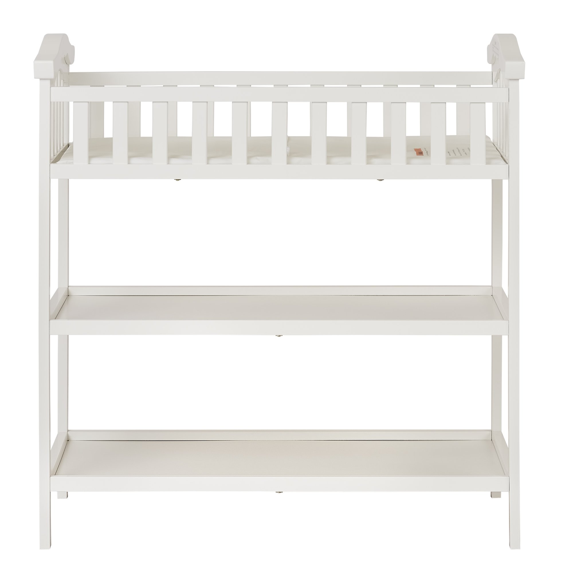 Dream On Me Jessica Changing Table, White