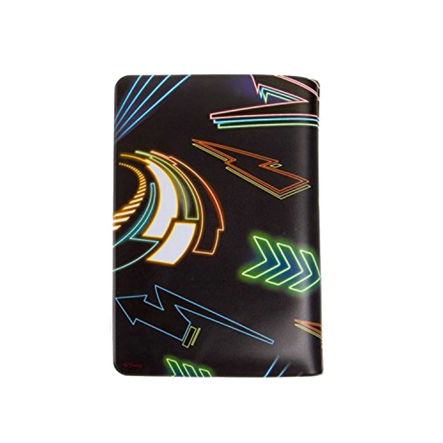 Disney Cars Lightning Mcqueen Passport Holder