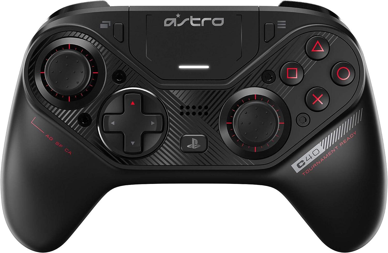Astro C40 TR - Mando inalámbrico Profesional Totalmente Personalizable para Jugadores de élite, Compatible con Playstation 4 y PC: Amazon.es: Informática