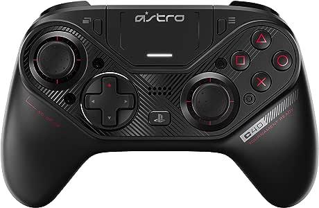 ASTRO Gaming C40 TR PS4 Controller, Volledig Aanpasbaar, Professionele Draadloze Controller voor de Elite Gamer, Compatible met PlayStation 4 & PC