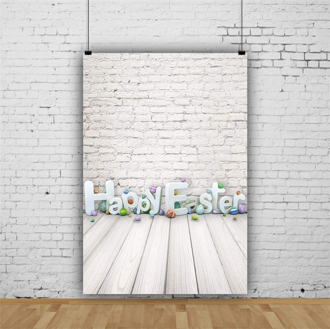 Yeele-Easter-Backdrop 3x5ft Happy Easter Photography Background Photo Backdrops Pictures Studio Props Wallpaper