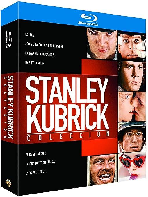 Colección Kubrick Blu-Ray [Blu-ray]: Amazon.es: James Mason, Shely Winters, Malcolm Mcdowell, Jack Nicholso,, Tom Cruise, Nicole Kidman, Matthew Modine, Keir Dullea, Jack Nicholson, Stanley Kubrick, James Mason, Shely Winters: Cine y Series