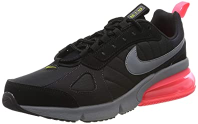 promo code 71c34 54dd2 Nike Herren Air Max 270 Futura Laufschuhe Schwarz (Black Cool Oil Grey Hot