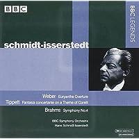 Euryanthe Overture / Fantasia Concertante on Theme