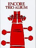 バイオリン、チェロとピアノのためのアンコール・アルバム/カール・フィッシャー社/演奏用パート譜セット