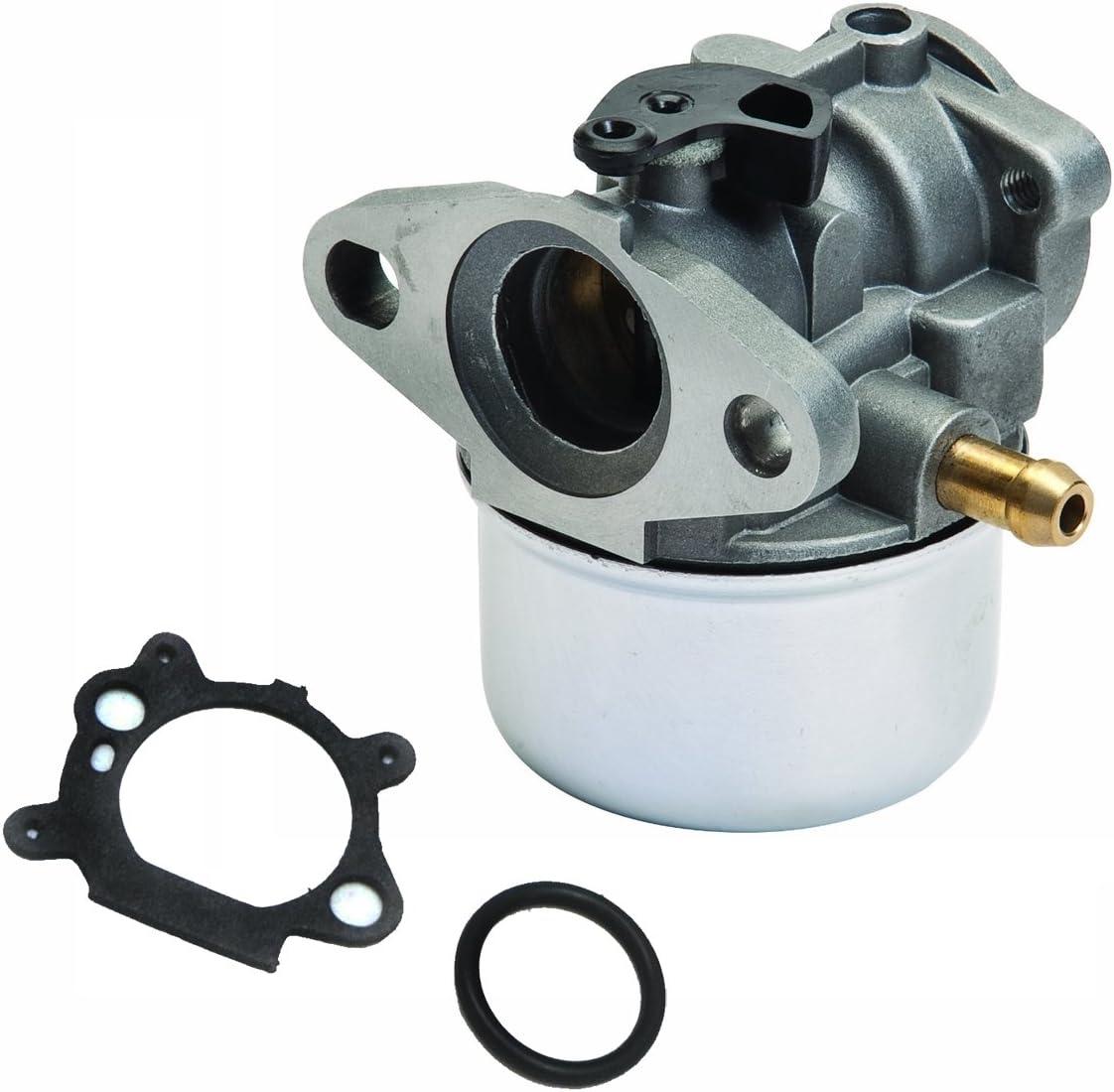 amazon.com: procompany carburetor replaces for briggs & stratton ... brigg stratton lawn mower carburetor diagram 498170  amazon.com
