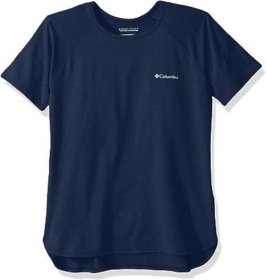 Columbia Silver Ridge II Short Sleeve tee Camiseta de Manga Corta, Niñas: Amazon.es: Ropa y accesorios