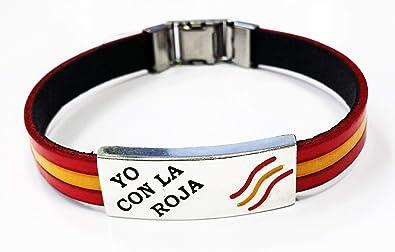 Córdoba Jewels | Pulsera en Acero. Diseño España: Amazon.es: Joyería