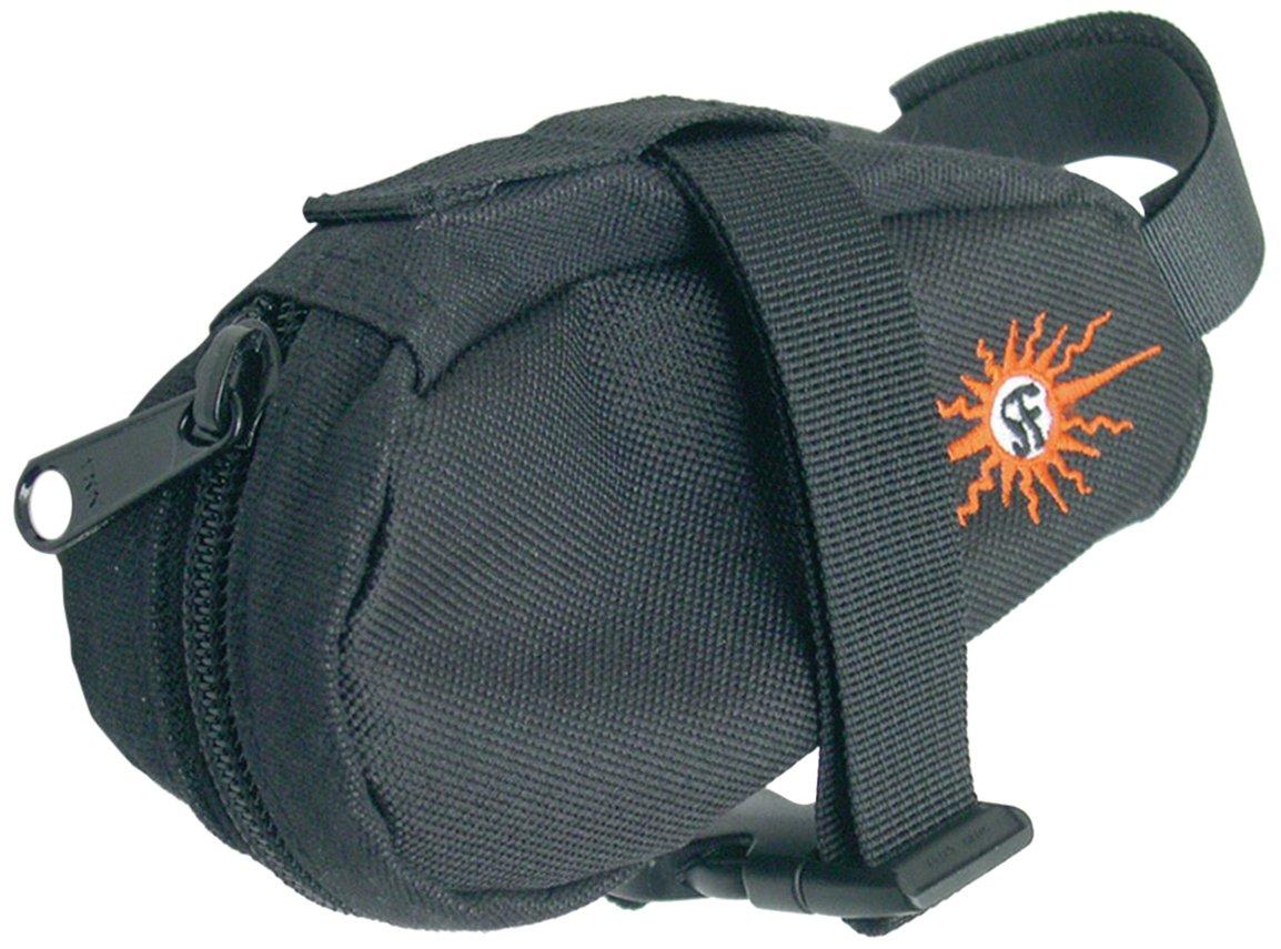 Soma Vicente Hemp Seat Bag, Black