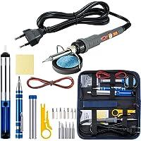 Kit de Soldadura 21 en 1, VicTsing 60W Soldador Electrónica de Estaño con un Destornillador