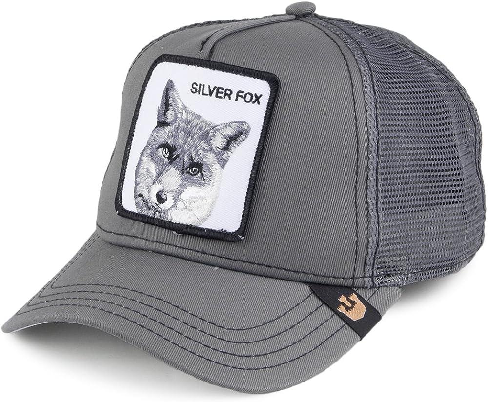 Gorra Trucker Silver Fox de Goorin Bros. - Gris - Ajustable ...