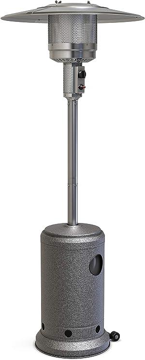 Rangland Outdoor Heater 46 000 Btu Patio Propane Heater With Wheels Industrial Grade Kitchen Dining