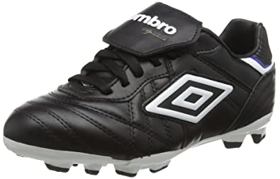 a0c0b8470 Umbro Boys Speciali Eternal Premier Fg-Jnr Football Boots, Black (Dju-Black
