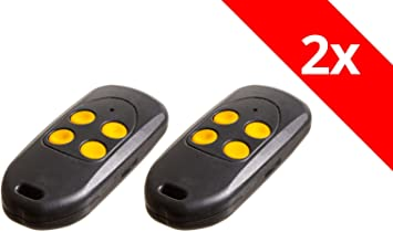3 Weller Handsender MT87A3-4 4-Befehl f Weller Roma Certo 868,5 Mhz MT87A3 MT87A2 MT87A1