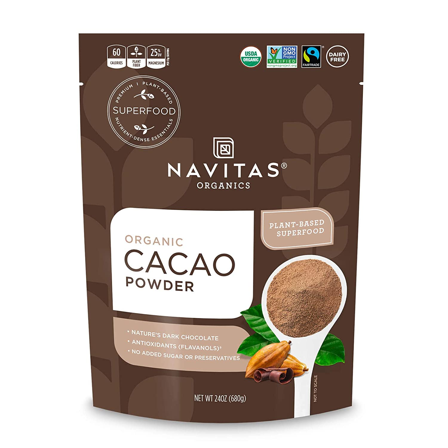 Navitas Organics Cacao: Amazon.com: Grocery & Gourmet Food