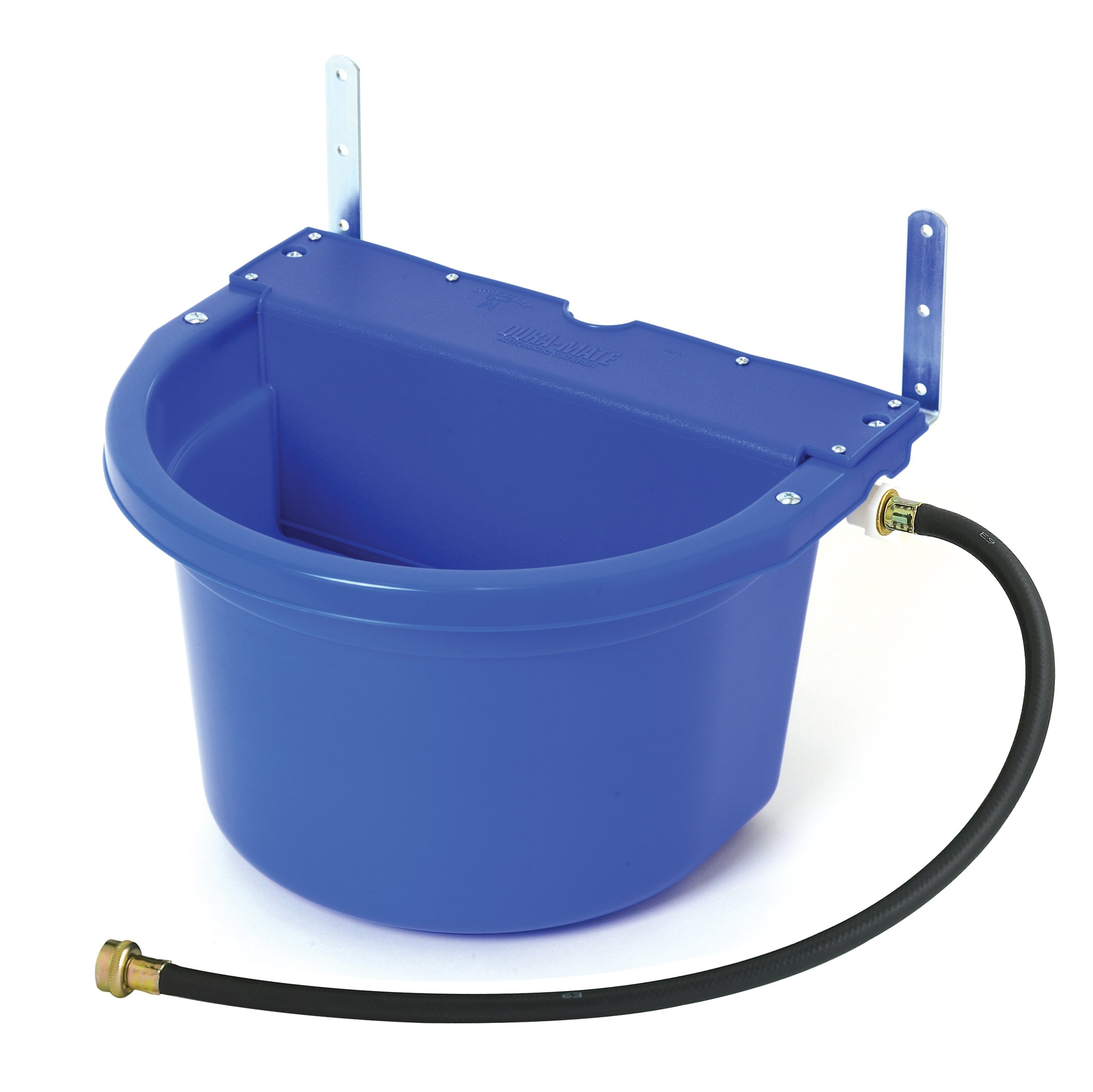 LITTLE GIANT Duramate Automatic Waterer, Blue