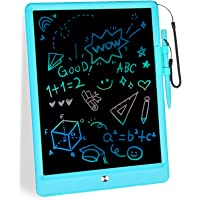 mloong LCD Writing Tablet,10 Inch Doodle Board Kids Tablets Drawing Tablet Electronic Digital Drawing Board for Adults…