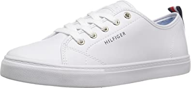 Amazon tommy hilfiger womens lumidee 2 shoes tommy hilfiger womens lumidee 2 white shoe publicscrutiny Images