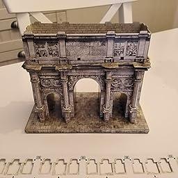 14350 Puzzles 3D Arco de Constantino CLEVER PAPER Roma