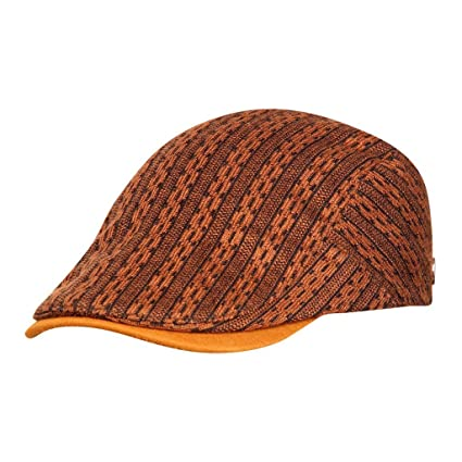 Buy FabSeasons Tan Unisex Golf Flat Cap Online at Low Prices in ... 825a01fb431