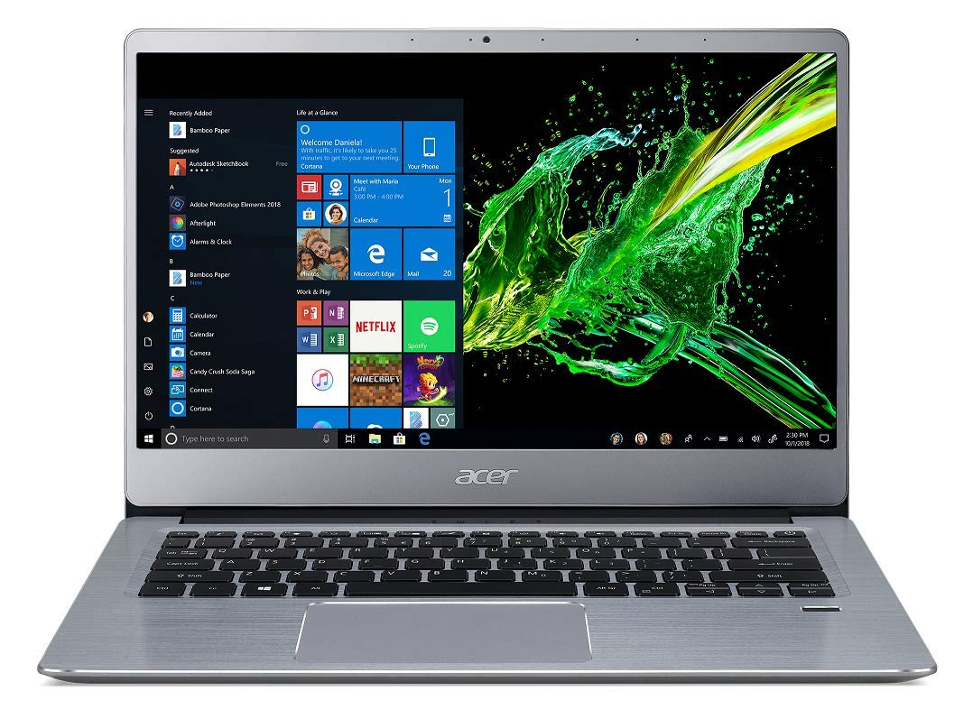 Acer Swift 3 SF314-41 14-inch Laptop