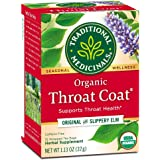 Traditional Medicinals Organic Throat Coat Tea, 16 ct