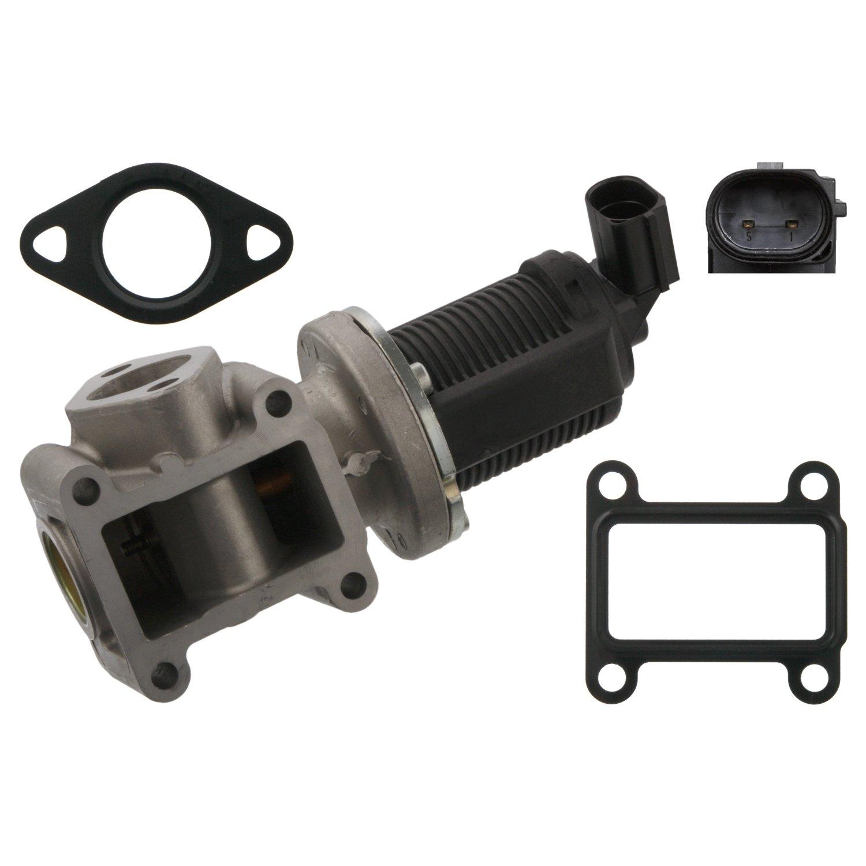 febi bilstein 37475 EGR valve with gaskets  - Pack of 1