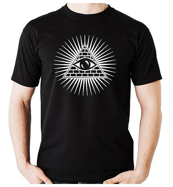 Illuminati Secret Society T-Shirt Alternative Clothing The