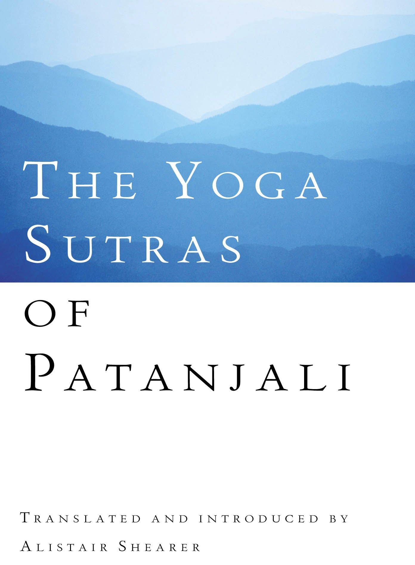 The Yoga Sutras Of Patanjali: Amazon.es: Alistair Shearer ...