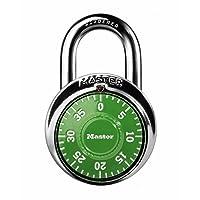 Deals on Master Lock Padlock, Standard Dial Combination Lock