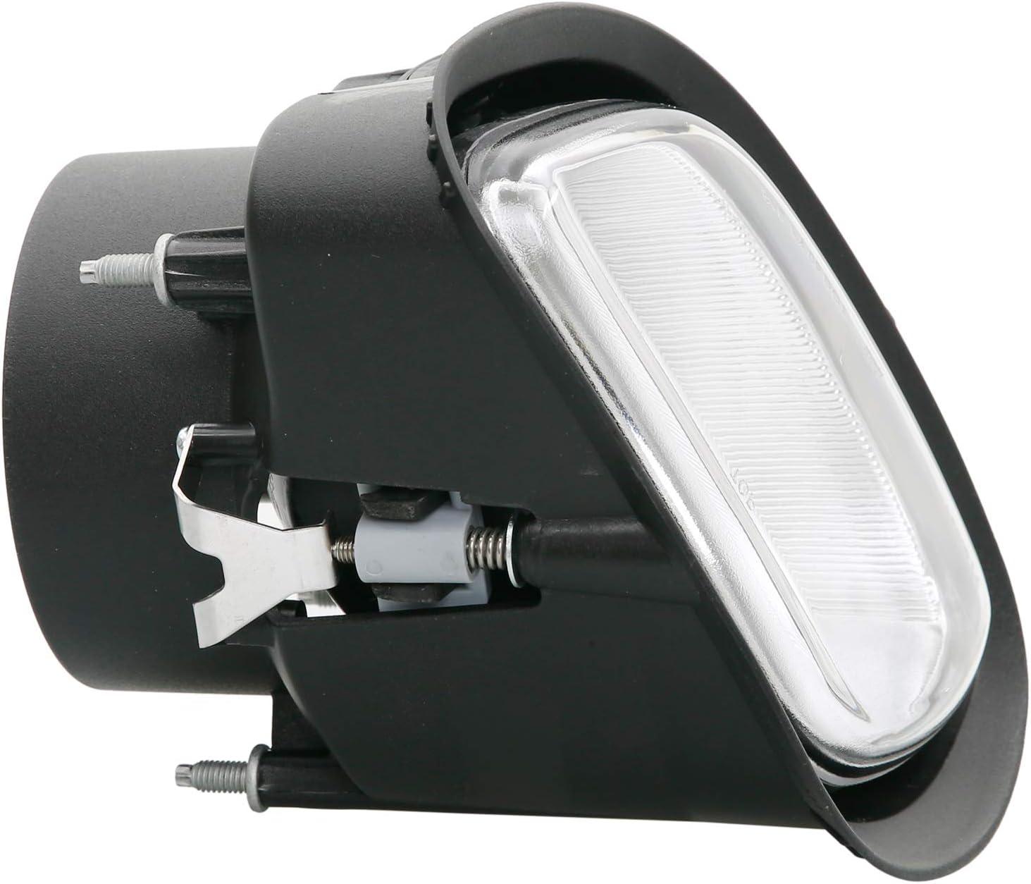 Fedar Fog Lamp Fit 2008-2014 FREIGHTLINER CASCADIA Pair