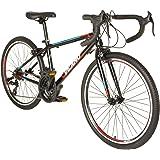 Vilano TUONO Kids Road Bike, 24 Inch Wheels