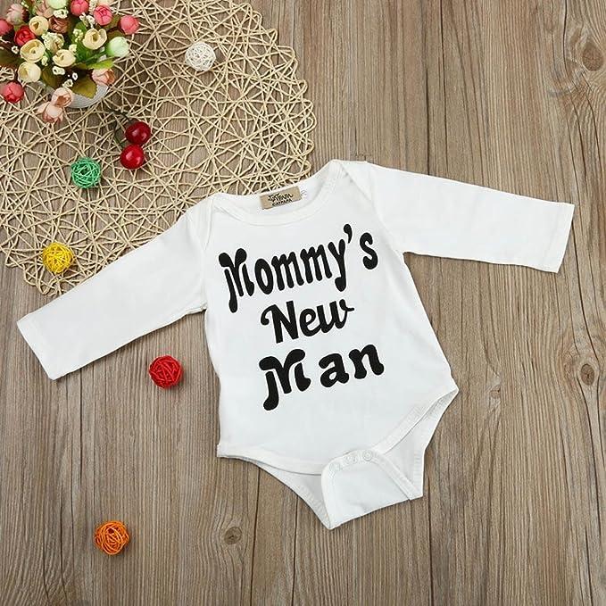 WINWINTOM Neugeborenen Kinder Baby Mädchen Strampler Tops + Floral ...