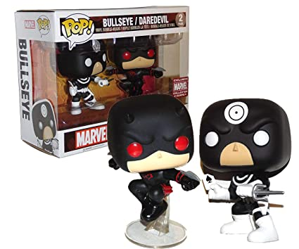 Amazon.com: Marvel: Bullseye vs Daredevil Collectors Corps ...
