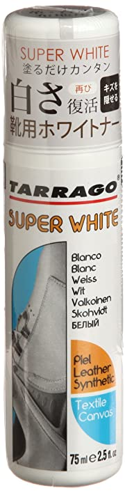 Cherry Blossom Premium - Sports Whitener, Lustra Zapatos Unisex adulto, Blanco (White), 75 mL