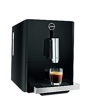 JURA A1 Independiente Máquina espresso Negro 1,1 L 9 tazas Totalmente automática - Cafetera