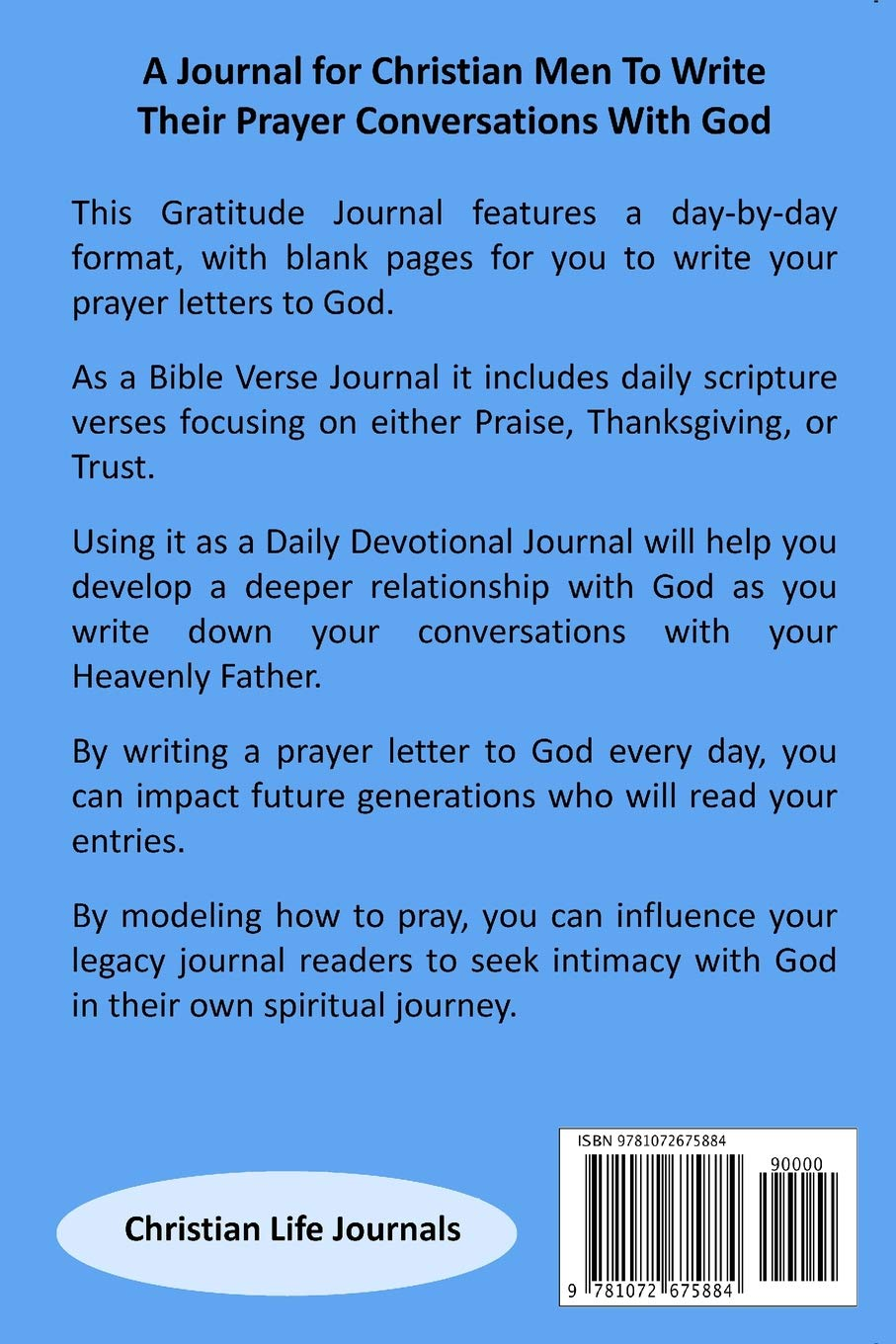 Write a Letter to God: Write Your Prayer Conversations by